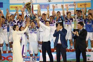 U21 Hà Nội bảo vệ thành công ngôi vô địch