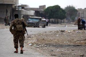 Lực lượng người Kurd thông báo đã rút khỏi thị trấn biên giới Syria