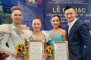 Xiếc của Việt Nam thắng lớn tại liên hoan quốc tế 2019