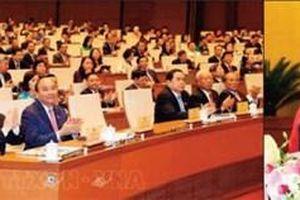 Khai mạc trọng thể Kỳ họp thứ tám, Quốc hội khóa XIV