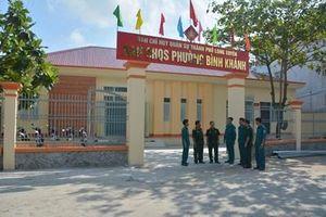 Góp phần cải thiện điều kiện sinh hoạt, huấn luyện của lực lượng dân quân thường trực