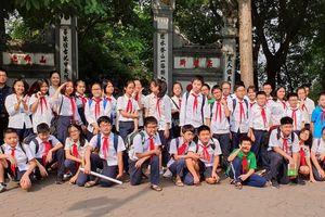 Học sinh Hoàn Kiếm sẵn sàng chinh phục Cuộc thi Khoa học Quốc tế ISC 2019