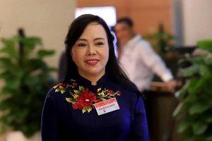 Bộ trưởng Nguyễn Thị Kim Tiến: Nhiều vấn đề về dược đang được giải quyết khiến tôi bị thị phi