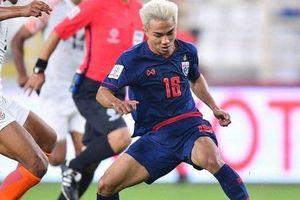 'Messi Thái' Chanathip kịp bình phục để dự trận gặp tuyển Việt Nam