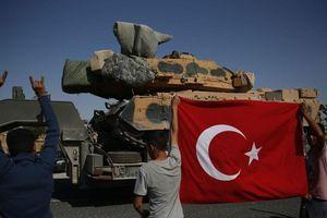 Quân chính phủ Syria bao vây quân Thổ Nhĩ Kỳ ở thị trấn chiến lược