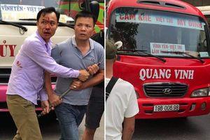 Hai nhà xe Phú Thọ đánh nhau tại Hà Nội