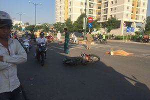 TP.HCM: Người đàn ông tử vong sau va chạm với xe chở học sinh