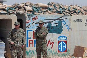 Binh sĩ Mỹ rút khỏi Syria sẽ được điều đến mặt trận khác ở Trung Đông