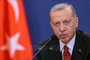 Tổng thống Thổ Nhĩ Kỳ tuyên bố sẽ có những bước đi 'cần thiết' ở Syria