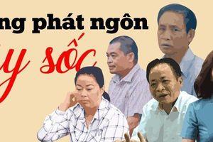 Những phát ngôn gây sốc trong phiên xét xử vụ gian lận thi cử ở Hà Giang