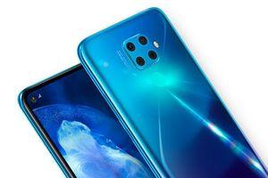 Huawei ra mắt smartphone 4 camera sau, pin 4.000 mAh, chip Kirin 810, RAM 6 GB, giá hơn 5 triệu