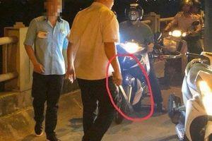 Lái xe buýt phủ nhận đánh người trên cầu Vĩnh Tuy: Đề nghị công an điều tra