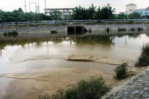 Nghi vấn Công ty CP Cấp nước Nghệ An cố tình xả thải ra môi trường