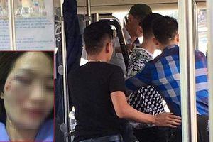 Nữ nhân viên phục vụ xe buýt bị 4 thanh niên hành hung phải nhập viện cấp cứu đúng ngày 20/10