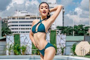 Kiều Loan xuất sắc lọt Top 10 thí sinh có lượt vote biniki cao nhất Miss Grand Int'