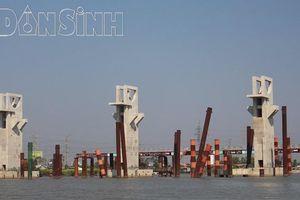 TP. Hồ Chí Minh: Dự án chống ngập gần 10.000 tỷ đồng có nguy cơ lại trễ hẹn