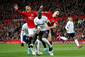 Kết quả Manchester United vs Liverpool (1-1): Cả hai cùng tiếc nuối