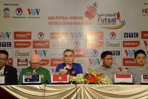 Khởi tranh Giải Futsal HDBank Vô địch Đông Nam Á 2019