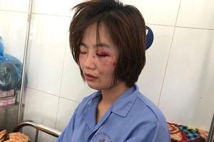 Nữ phụ xe buýt bị 4 thanh niên hành hung: 'Họ vứt lại 1 triệu và bảo đánh thế còn nhẹ'