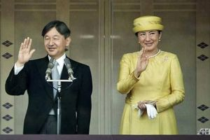 Hoàng tộc các nước đến tham dự lễ đăng quang của Nhật hoàng Naruhito