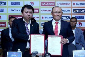 HLV Park Hang-seo sẽ ký hợp đồng mới đúng ngày Nhà giáo Việt Nam?