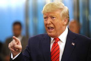 Tổng thống Donald Trump: Mỹ không cam kết bảo vệ người Kurd 400 năm