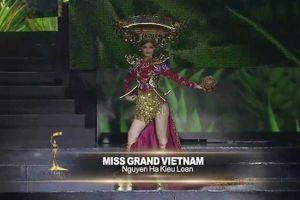 Kiều Loan nói gì sau sự cố 'hỏng bóng đèn' tại Miss Grand International?