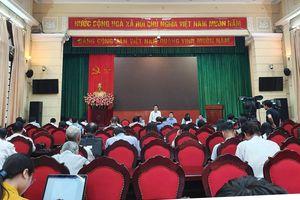 Chính quyền Hà Nội: Nước của nhà máy sông Đà đã an toàn