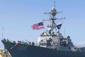 Biển Đông: Trung Quốc gây sóng gió và nguy cơ va chạm vũ trang