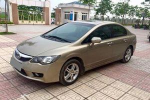 Triệu hồi Honda Civic và Honda CR-V tại Việt Nam