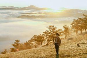 Ngắm Đà Lạt vào thu chìm trong biển sương mù