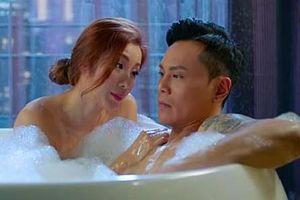 Phim mới của TVB gây bàn tán vì cảnh nóng