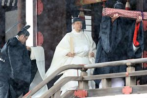 Nghi lễ Nhật hoàng Naruhito phải trải qua trước lễ đăng cơ