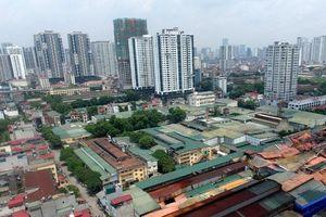 Thị trường bất động sản ven công ty bóng đèn phích nước Rạng Đông: Không 'đóng băng' dài hạn