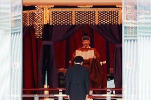 Toàn cảnh lễ đăng quang của Nhật hoàng Naruhito