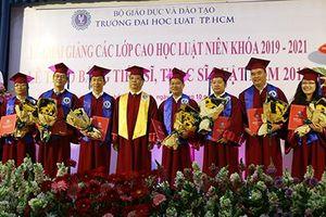 Trường ĐH Luật TP.HCM: Đào tạo cán bộ theo văn bản đề nghị của các địa phương