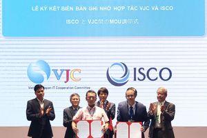 Hợp tác Việt-Nhật thúc đẩy chuyển đổi số
