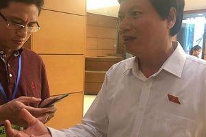 Lãnh đạo tỉnh Hòa Bình: 'Ở bên ngoài nhà máy nước sạch sông Đà đã thấy mùi khét'