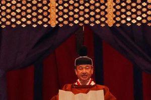 Nhật Bản ân xá 550.000 người nhân dịp Nhật hoàng lên ngôi