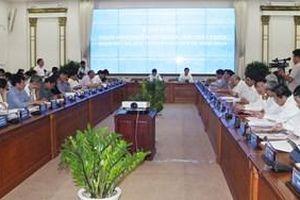 TP Hồ Chí Minh phấn đấu GDP quý 4-2019 tăng hơn 9%