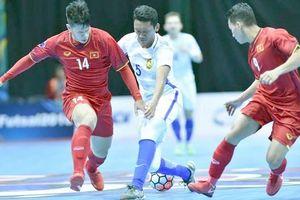 Khởi tranh giải Futsal vô địch Đông Nam Á