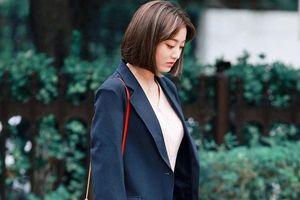 Học cách mặc thời trang công sở cực đỉnh của sao Hàn