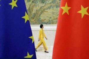 'Cơm chẳng lành' với Mỹ, Trung Quốc thúc đẩy quan hệ thương mại với EU