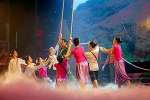 Khai mạc Hội diễn Đội Tuyên truyền văn hóa tuyến biên giới, biển đảo lần thứ X, khu vực miền Trung-Tây Nguyên năm 2019