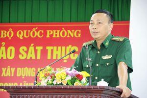 Khảo sát xây dựng Nghị định quy định xử phạt vi phạm hành chính trong quản lý, bảo vệ biên giới tại Bà Rịa-Vũng Tàu