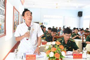 Khảo sát thực tế xây dựng Nghị định quy định xử phạt vi phạm hành chính trong lĩnh vực quản lý, bảo vệ biên giới tại Tây Ninh