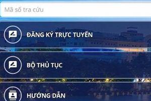 Hà Nội tăng 176 thủ tục hành chính được triển khai dịch vụ công trực tuyến