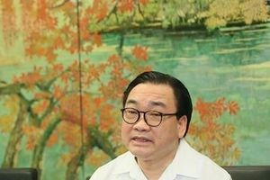 Bí thư Thành ủy Hà Nội nói về vụ nước sông Đà nhiễm bẩn: Phải quan tâm hơn đến an ninh nguồn nước
