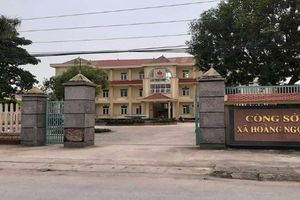Thanh Hóa: Nữ kế toán xã bất ngờ tử vong, người dân hoảng loạn lên trụ sở 'đòi tiền'