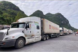 Bộ Công Thương khuyến cáo giãn tiến độ giao hàng tại 2 cửa khẩu